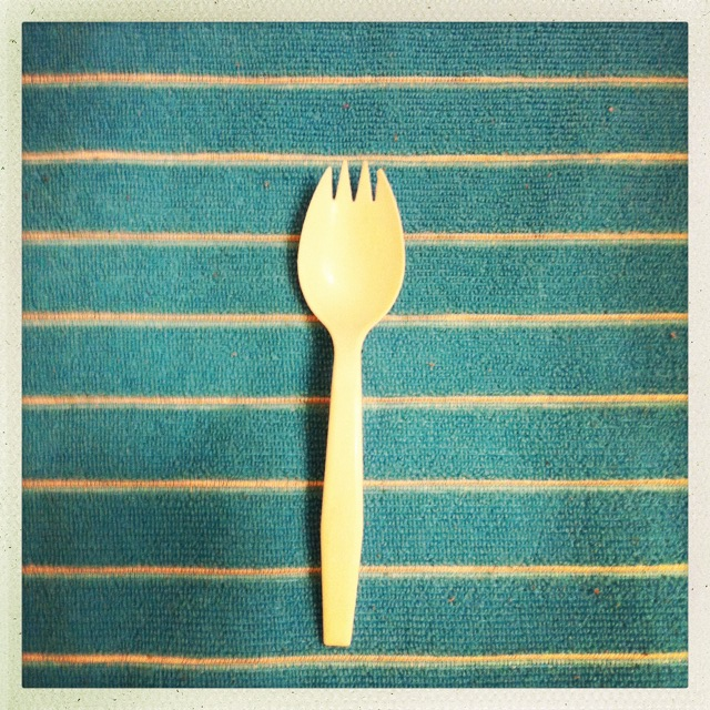 Good News: Sporks Are Alive and Well!
