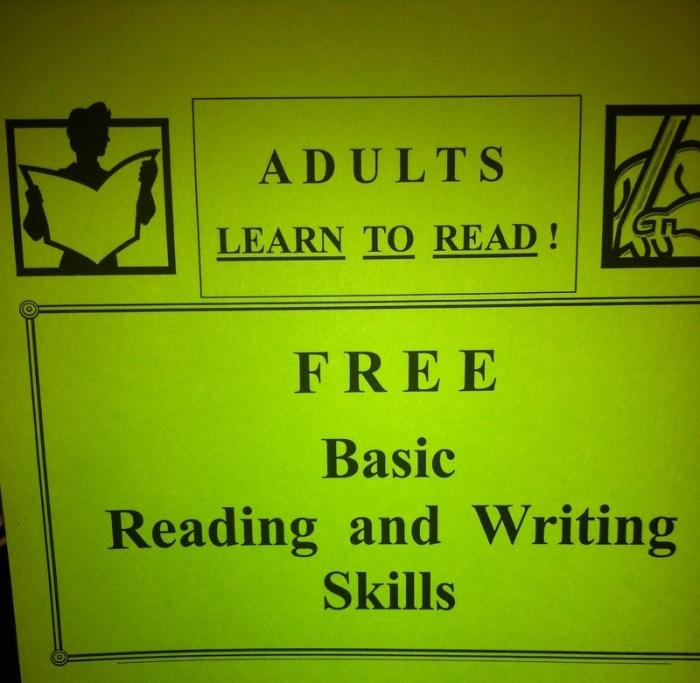 Reading Fail!