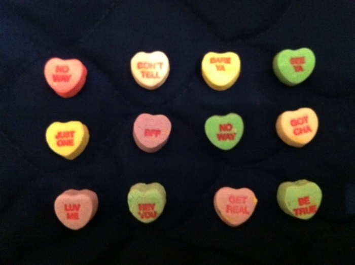 Conversation Hearts You Do Not Want To Receive
