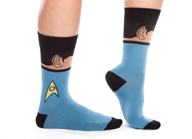 Fashion Fridays: Spocks