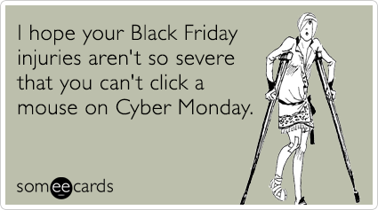 Happy Black Friday!