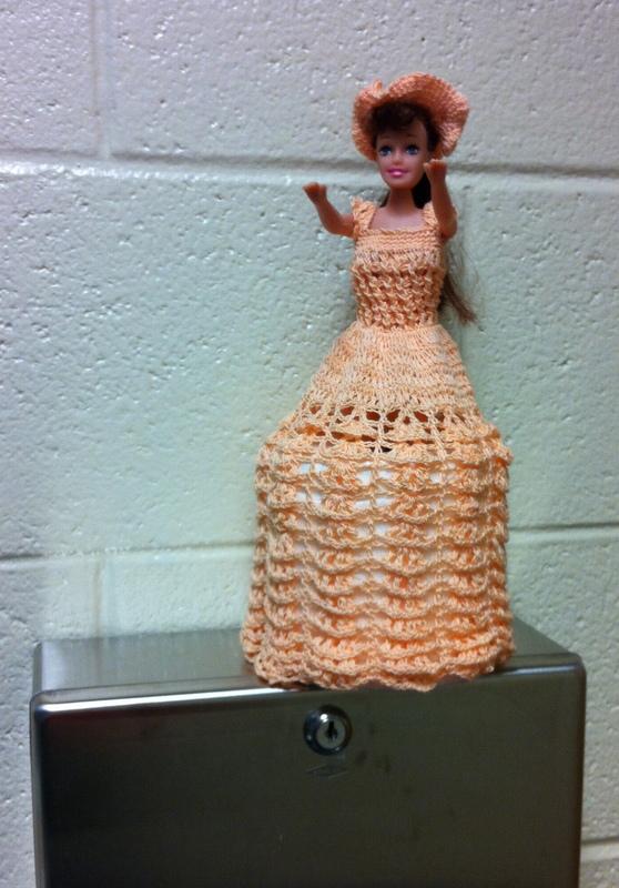 A New Twist on the Barbie Cake