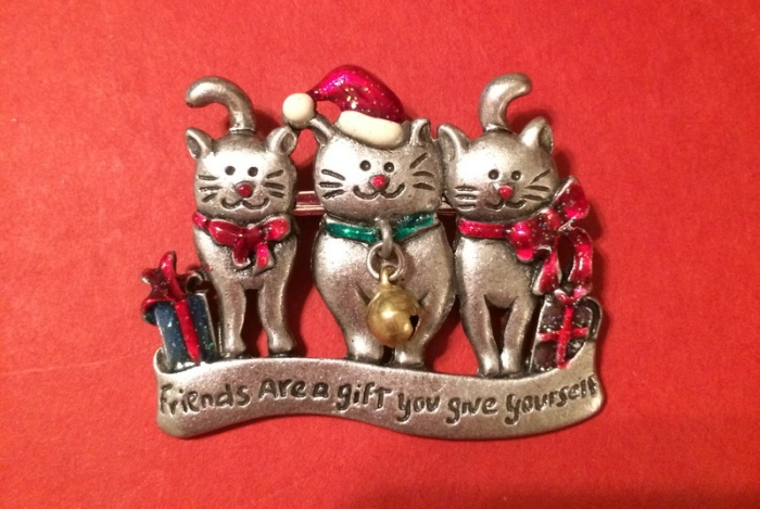 The Purr-fect Lapel Pin if . . .