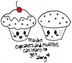 Cupcakes_vs_Muffins__recolored_by_hotdoghea2