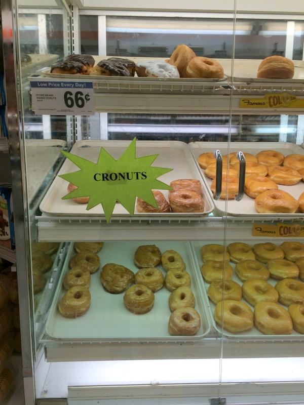 ComboWords: Cronut